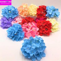 rainbowind 50pcs/pack flower for wedding silk decoration - $40.95
