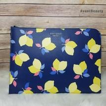 NWT Kate Spade Cameron Lemon Zest L-zip Laptop Sleeve Case Bag WIRU1346 New - $68.30