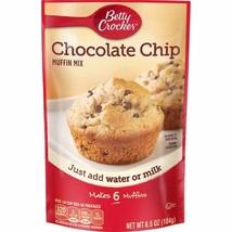 Betty Crocker Muffin Mix Chocolate Chip 6.5 Oz 3 Pack - $20.70