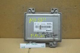 07-11 Chevrolet Malibu Engine Control Unit ECU 12612397 Module 758-12C8 - $27.49