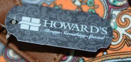 Howards Product Number 68985 Large Shoulder Bag Multi Color Paisley image 7