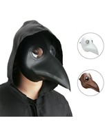 Plague Doctor Mask Dr. Beulenpest Steampunk Leather Party Facewear Cospl... - $22.85