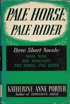 Pale Horse, Pale Rider: Three Short Novels by Porter, Katherine Anne - $9.99