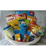 Sesame Street Gift Basket - $50.00