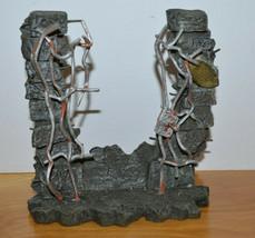 Marvel Legends Juggernaut Action Figure Display Base Accessory Toybiz 2004 - $12.60