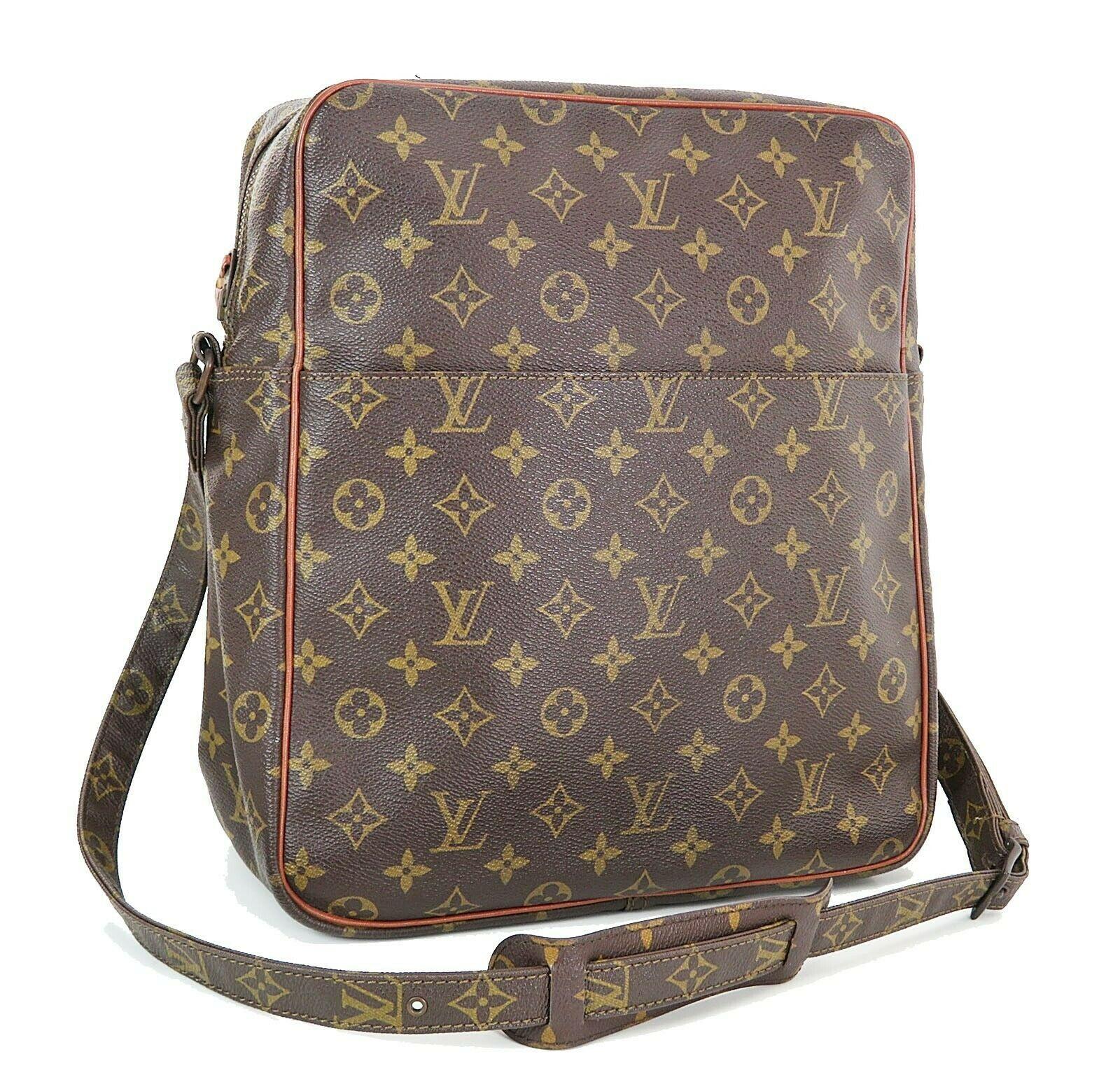 Auth VTG LOUIS VUITTON Marceau Monogram Messenger Shoulder Bag #34998 image 3