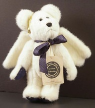 Boyds Bears ANGEL 1990-2000 Archive Collection #1364 White & Blue with Tag - $17.99