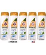 5 X Arm & Hammer Essentials Body Wash Simply Fresh W/Baking Soda 12 oz,U... - $18.76