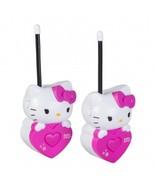 Hello Kitty Heart Walkie Talkie Set - $24.99