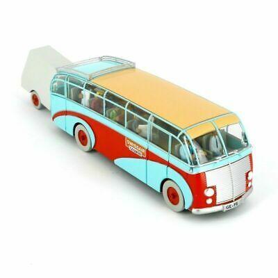 Collectible car Tintin Swissair bus The Calculus Affair Nº2 29581