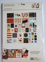 Say Cheese 4 SN@P Cards.  48 pieces.  Journaling Cards, Ephemera image 2