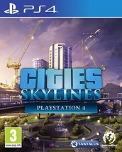NEW Video Game Cities Skylines - Playstation 4 Edition - PS4 - $45.56