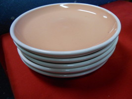 """Great Set Of 5 Gibson """"Everyday"""" 6"""" Bread Plates - $12.19"""