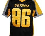Hines ward  86 gotham rogues the dark knight men football jersey black 1 thumb155 crop