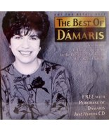 The Best of Damaris [Audio CD] Damaris Carbaugh - $21.02