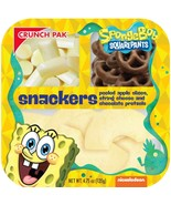 SpongeBob Nickelodeon Snacker Apple Slices Label - $3.00