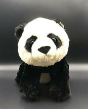 "Aurora Destination Nation Panda Plush 12"" Stuffed Animal Realistic - $14.84"