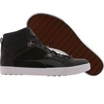 $89.99 Puma Tipton L Lux (black / white) 354826-01 - $64.98