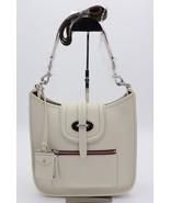 NWT Dooney & Bourke Florentine Toscana Leather Front Zip Crossbody Bag N... - $248.00