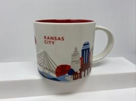 Starbucks KC Kansas City Missouri Starbucks Coffee Cup Mug You Are Here ... - $15.83