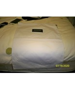 Alexander Wang white  Cotton Blend Travel Dust Bag 17.5 X 13.5 - $9.69