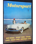 Aug 1951- Motorsport-A Magazine for the Automotive Enthusiast-Indianapolis - $15.95