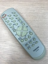 Toshiba CT-844 Remote Control -Tested-                                  ... - $5.99