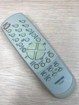 Toshiba CT-844 Remote Control -Tested-                                      (X1)