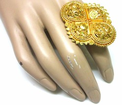 Indian Bollywood Traditional Adjustable Bridal Gold Tone Fashion Jewelry... - £10.33 GBP