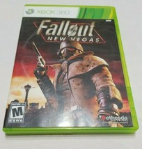 Fallout: New Vegas (Microsoft Xbox 360, 2010) Tested - $10.44