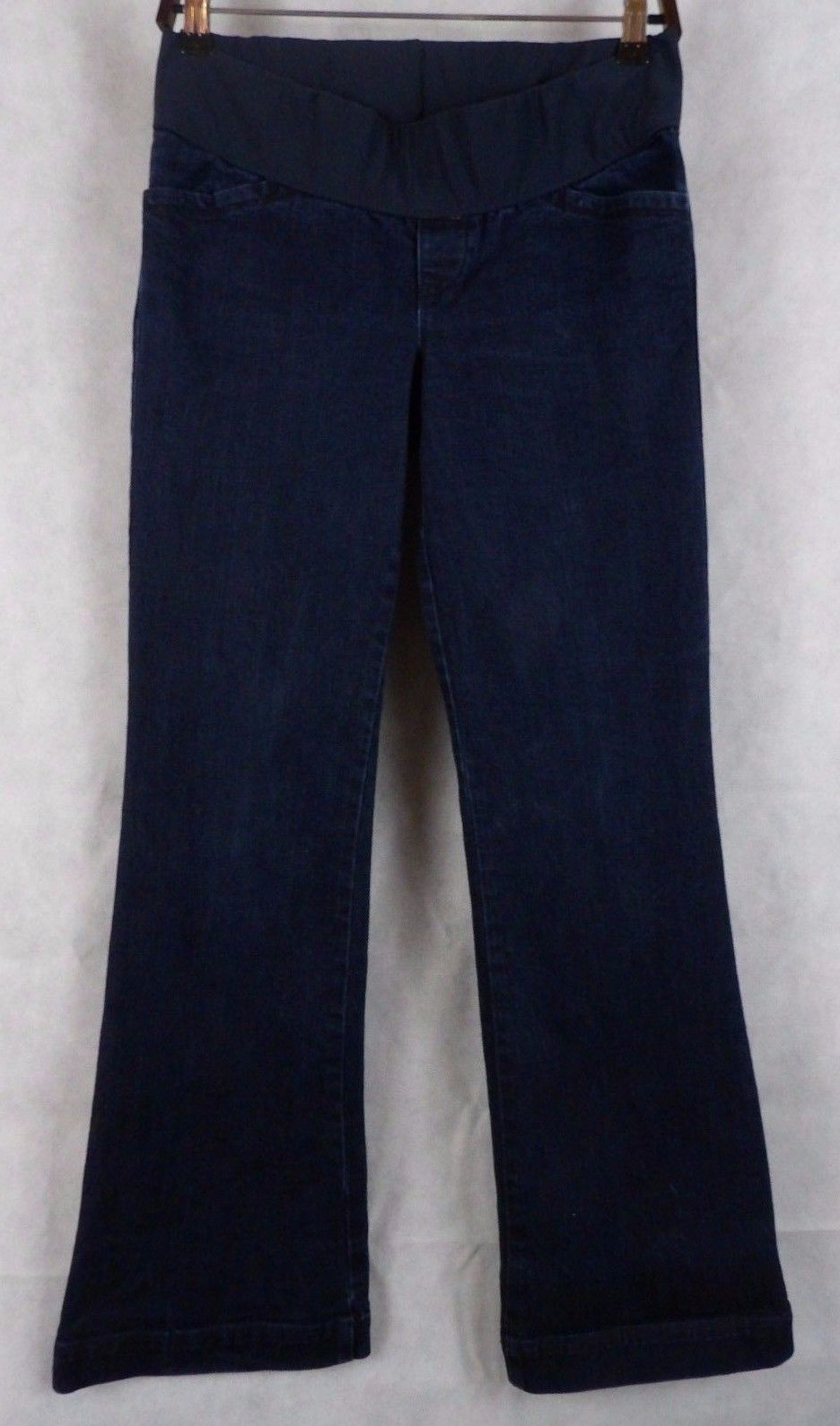 73cdcfa1f8214 Old Navy Maternity Jeans Dark Denim Slim and 50 similar items. S l1600