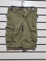 Gap kids 10 husky cargo shorts - $13.00