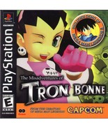 Misadventures Of Tron Bonne PS1 Great Condition Fast Shipping - $299.93