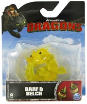 Dreamworks Dragons Mini Barf & Belch Figure Spin Master - $6.00