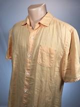 Tommy Bahama M Mens Relax Shirt Size Medium Short Sleeve - $23.36