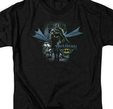 Batman DC Comics The Dark Knight Gotham City adult graphic t-shirt BM1761 image 3