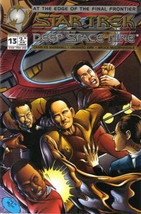 Star Trek: Deep Space Nine Comic Book #13 Malibu 1994 Near Mint New Unread - $3.99