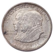 1923-S Monroe Commemorative Half Dollar 50C (About Uncirculated Condition) - $49.50