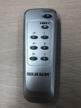 Fresh Air Machine Remote Control Tested And Cleaned                           F4