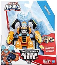 Transformers Rescue Bots. Brushfire. Converts from Robot Mode to Forest ATV - $14.99