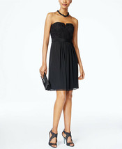 Adrianna Papell Strapless Cocktail Dress Size 8 # E 258  - $16.82