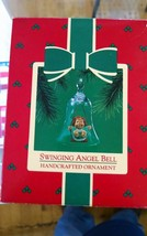 Hallmark Keepsake Ornament 1984 Bell swinging Angel e39 - $6.90