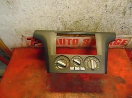03 04 06 05 Mitsubishi Outlander heater temperature climate control swit... - $128.69