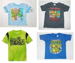 Nickelodeon Teenage Mutant Ninja Turtles Toddler Boys Sizes 2T, 3T and 4... - $9.09