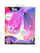NEW SEALED Trolls World Tour Kid Safe Headphones  - $13.99