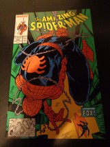 Amazing Spider-Man #304 Marvel Comic Book NM (9.0) Condition 1988 Todd M... - $8.99