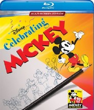Celebrating Mickey [Blu-ray+DVD, 2018]