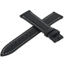 Franck Muller 20F 16 - 14 mm Genuine Leather Black Watch Band - $249.00
