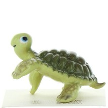 Hagen Renaker Turtle Smiley Ceramic Figurine - $10.29