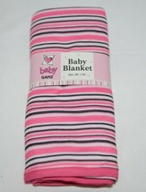 Baby Ganz Baby Girl Blanket For Birth BG3241 OOHLALA Blanket image 1